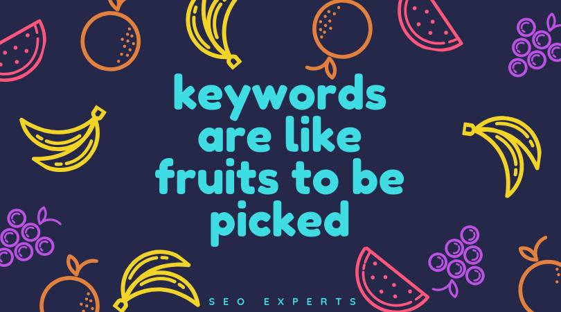 Selecting proper keywords